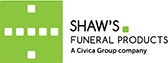 Shaw&s Funeral Products Logo
